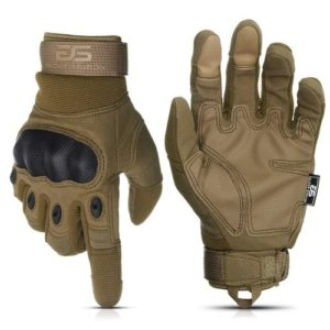 Glove Station Tactical Rubber and Hard Knuckle Gloves