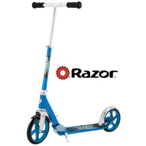 Razor Blue A5 LUX Kick Scooter
