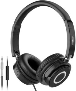 Vogek On Ear Best Bass Headphones