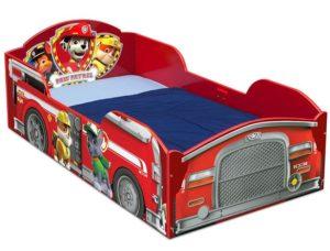 Best Wood Toddler Bed, Nick Jr. PAW Patrol