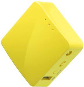 GL.iNET Wireless Mini Portable Travel Router
