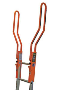 Guardian Best Extension Ladder, T Shape Ladder Extension for Roof Climb