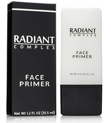 Radiant Complex Face Primers - Flawless Base for Foundation and Makeup -1.2 Fl Oz