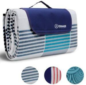 Best Picnic Blanket Mat for Family Trip – Zomake waterproof Blanket