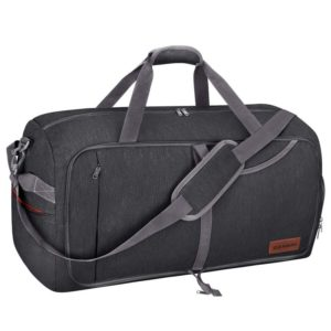 Best Travel Bags for Men and Women with Shoe Compartment, 65L
