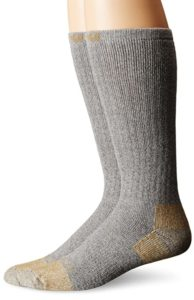 Cahartt Men's Cotton Work Boot Socks