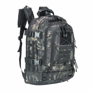 Feeke Military Expandable Travel Backpack