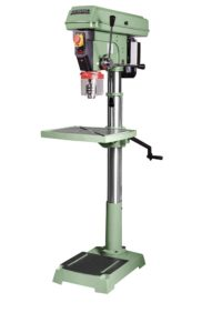 """General International 20"""" Floor Commercial Mechanical Variable Speed drill press - 75-510 M1"""
