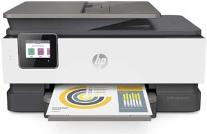 HP OfficeJet Pro 8025 All-in-One Best Wireless Printer, Smart Home Office Productivity, Instant Ink…