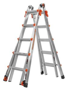 The Best Multi-Use Ladder, 300 pounds (136kg) & 22 ft (6.7m)