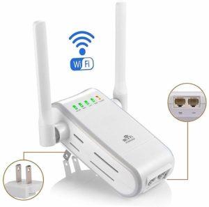 DHMXDC Wireless-N WiFi Range Extender