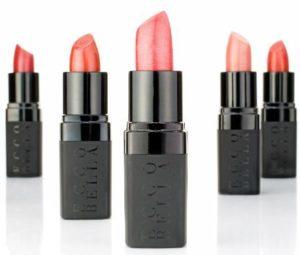 Ecco Bella Natural Moisturizing Lipstick Long Lasting Lip Color - Gluten, Paraben, and Fragrance-Free Lipstick - Café au Lait, .13 oz