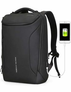 Markryden Waterproof Business laptop Backpack, 17.3 inches