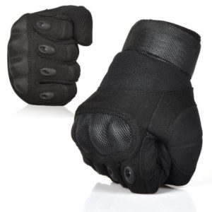 Tactical Hard Knuckle Gloves by Fantastic Zone