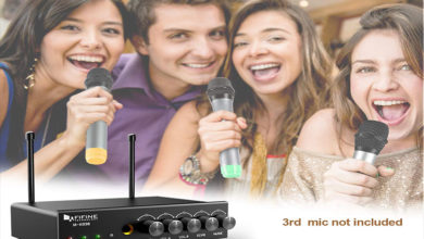 Photo of 12 Best Wireless Microphone for Karaoke in 2020