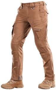 Aggressor Vintage - Best Tactical Pants Men with Cargo Pockets