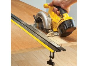 Best Track Saw, 52 in to 104 in Low Profile Straight Edge Clamp System