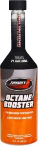 Johnsen's 4688-12PK Best Octane Booster - 12 oz., (Pack of 12)