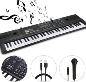 WOSTOO 61-Key Piano Keyboard
