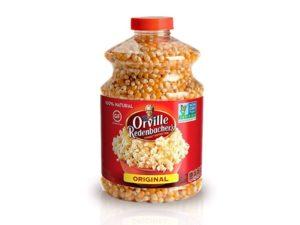 Orville Redenbacher's Gourmet Best Popcorn Kernels, Original Yellow, 30oz