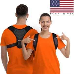 Posture Corrector For Men And Women, Upper Best Back Brace For Clavicle Support, Adjustable Back Straightener And Providing Pain Relief…