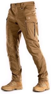 Conquistador Flex – Best Tactical Pants Men, with Cargo Pockets
