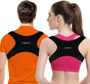 Posture Corrector for Women Men - Posture Brace - Adjustable Back Straightener Upper Best Back Brace for Posture Support…