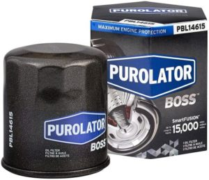 Purolator Spin On Oil Filter