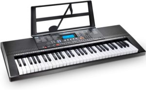 Electric Keyboard Piano, 61-Key