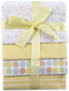 Luvable Friends Unisex Baby Cotton Blanket