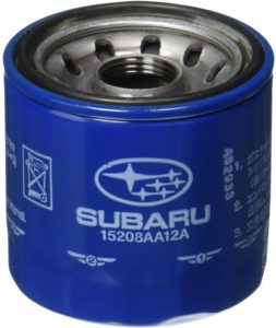 Subaru Best Oil Filter