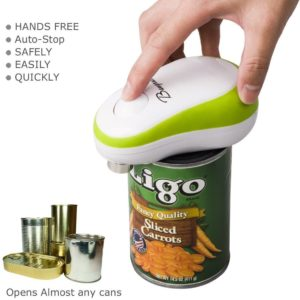 Cordless Best Electric Can Opener, Safe and Automatic