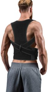 Best Back Brace Posture Corrector for Women Men - Back Lumbar Adjustable Support Shoulder Posture Support for Improve Posture Provide and Back Pain Relief…