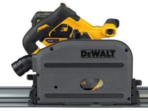 DEWALT DCS520T1 Flexvolt 60V MAX 6-1 2 (165mm) Cordless TrackSaw Kit