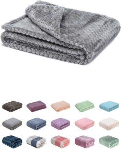 WONDER MIRACLE Fuzzy Best Baby Blankets