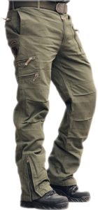 Men's Best Tactical Pants Outdoor Workout Cargo Pants Men Rip-Stop Work Pants for Men with Multiple-Pockets