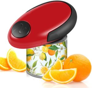 W-Dragon Best Electric Can Opener, Automatic Hands Free