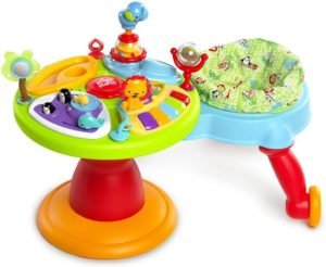 Bright Starts 3-in-1 Activity Center, Best Baby Walker for 6 Months