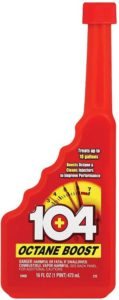 104+ 10406-6PK Octane Boost, 16 Fl. oz. (Pack of 6)