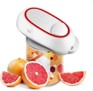 Best Electric Can Opener, 5 in 1 Multi-Function, Safe and Easy