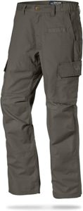 LA Police Gear Mens Urban Ops Tactical Cargo Pants, Elastic WB - YKK Zipper