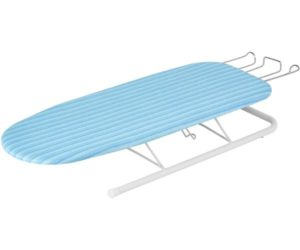 Honey-Can-Do Tabletop Best Ironing Boards with Retractable Iron Rest