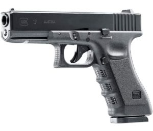 Umarex Glock 17 Blowback .177 Caliber BB Gun, Best Airsoft Pistol, Gen3…