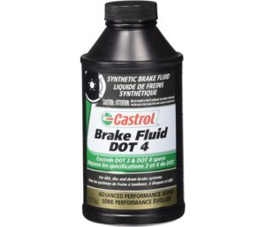 Castrol 12509 Dot 4 Best Brake Fluid (12 Oz)