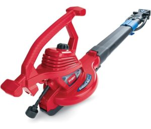 Toro 51621 Best Leaf Vacuum Mulcher, Variable-Speed (up to 250 mph) with Metal Impeller, 12amp, Red