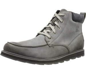 SOREL - Men's Madson Moc Toe Waterproof Leather Boots