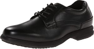 Nunn Bush Men's Sherman Best Slip Resistant Shoes for Work Shoe Oxford