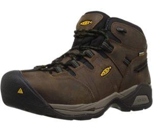 KEEN Utility Men's Detroit XT Best Waterproof Work Boots