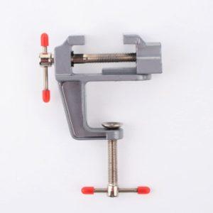 Vivian Mini Table Best Bench Vise Swivel Lock Clamp Craft Hobby Craft Repair Tool