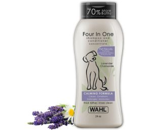 Moisturizes with Lavender Chamomile for Puppies